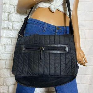 Ralph Lauren large messenger bag